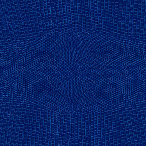 Launer request leather swatch blue lizard