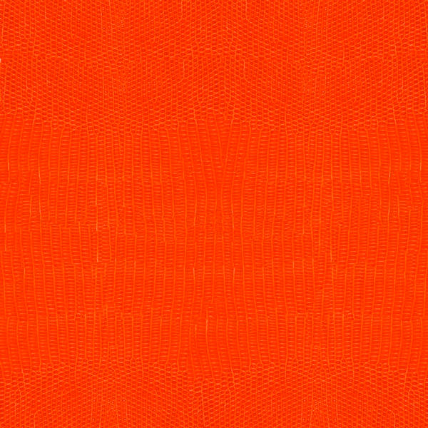 Launer request leather swatch orange lizard