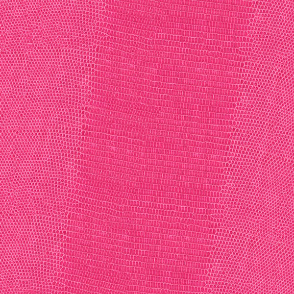 Launer request leather swatch pink lizard