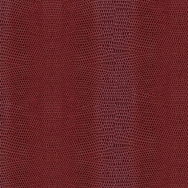 Launer request leather swatch red lizard
